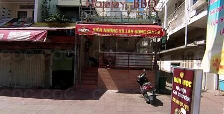 Happy BBQ - Xiên nướng & bún mọc Hà Nội - 146, Lý Chính Thắng